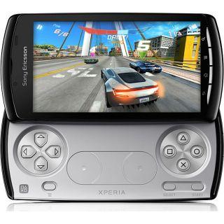 Sony Ericsson Xperia Play Unlocked Cell Phone