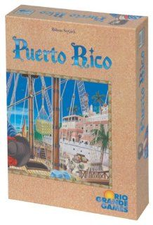 Puerto Rico Toys & Games