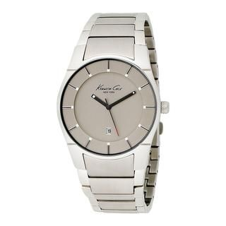 Kenneth Cole New York Mens Stainless Steel Analog Watch