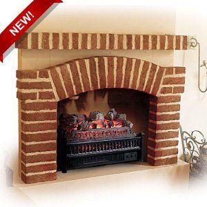 Comfort Smart 23 Deluxe Electric Fireplace Insert/Log Set