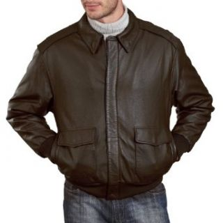 Landing Leathers Air Force Mens A 2 Goatskin Leather