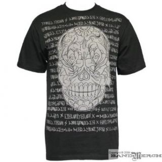 Kat Von D   Lost Angels Mens T shirt in Black, Size Small
