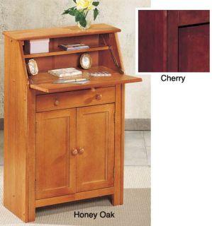 Two door Secretary Desk