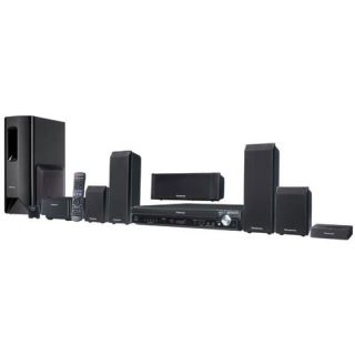 Panasonic SC PT753 Home Theater System (Refurbished)