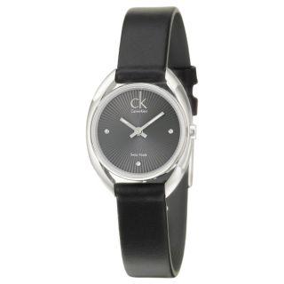 Calvin Klein Womens Ridge Stainless Steel Watch