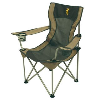 Browning Heavy duty Grizzly Camp Chair
