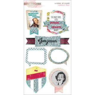 Glitz Design Scrapbooking Buy Embellishments, Paper