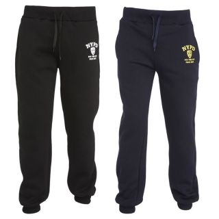 NYPD 2 Pantalons de Jogging Homme Noir et marine   Achat / Vente
