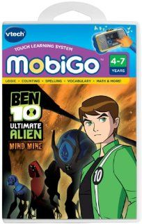 VTech   MobiGo Software   Ben Ten: Toys & Games