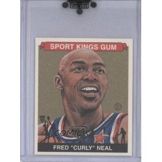Neal, Fred (Trading Card) 2010 Sportkings Mini Gold #202 Collectibles