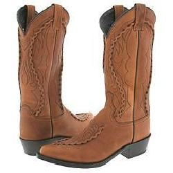 Dan Post DP26644 Walnut Deertan Boots