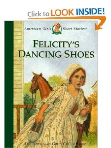 Felicitys Dancing Shoes (American Girls Short Stories) Valerie Tripp