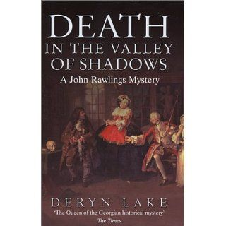 Death in the Valley of Shadows (John Rawlings Mysteries