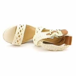 Steve Madden Womens Magestee Fabric Sandals