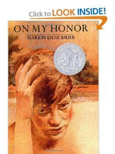 On My Honor Marion Dane Bauer Books