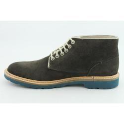 Calvin Klein Jeans Mens Quarlo Regular Suede Boots