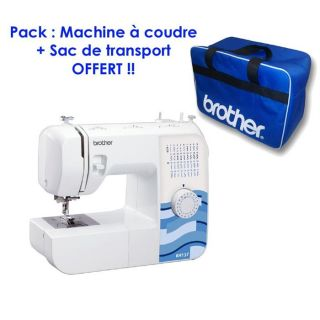 PACK Machine BROTHERRH137 + Sac de transport   Achat / Vente