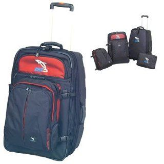 Attractive 4 in 1 Heavy Duty Wheeled Luggage Bag Sports