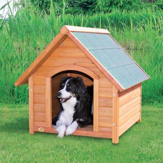 Log Cabin Dog House (M) Today $124.99 3.2 (4 reviews)