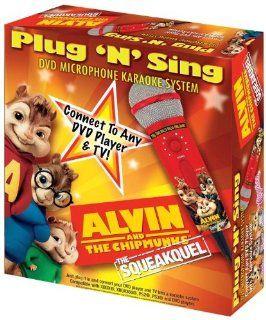Emerson Karaoke MM205A Alvin & The Chipmunks Plug n Sing