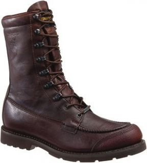 200 gram Kangaroo Leather Boots with GORE TEX® Red Brown, 8 Shoes