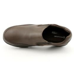 Rockport Mens Tyson Leather Dress Shoes Wide (Size 8)