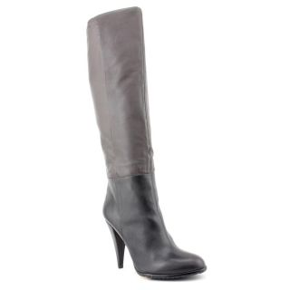 Charles David Womens Powerful Leather Boots (Size 5.5)