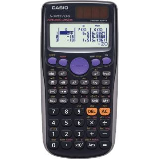 Casio fx 300ESPlus Scientific Calculator Today $19.49