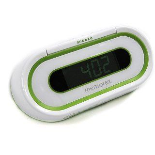 Green Clock Radio Electronics