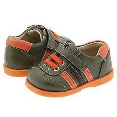 See Kai Run Kids Nicholas (Infant/Toddler) Dark Green/Orange/Brown