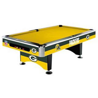 Green Bay Packers Pool Table with Free Installation