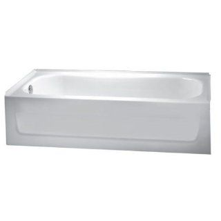 American Standard 0255.202.020 5 Feet Salem Left Hand Drain Recessed
