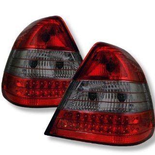 Mercedes Benz W202 C Class 1994 1995 1996 1997 1998 1999 2000 LED Tail