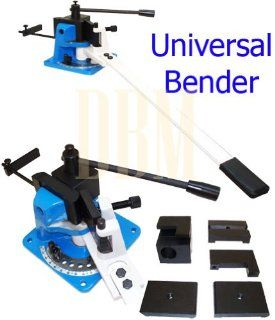 Universal Bender Bending Hot Cold Metal Flat Round Square Angle Steel
