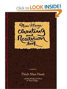 Plum Village Chanting and Recitation Book Monks and Nuns of Plum