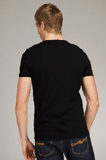 K Karl Lagerfeld Karl Lagerfeld Felix Black T shirt for men