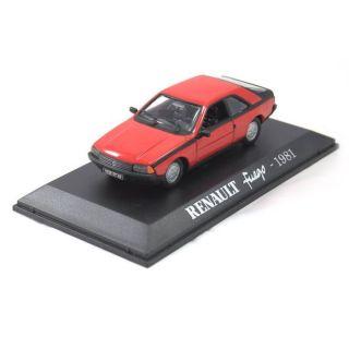Renault Fuego (1987) 143   Renault Fuego (1987) 143   Miniature en