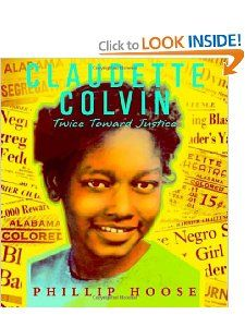 Claudette Colvin Twice Toward Justice (Jane Addams Honor Book (Awards