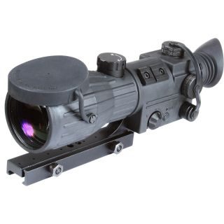 Armasight Black ORION 5X magnification Gen 1+ Night Vision Riflescope