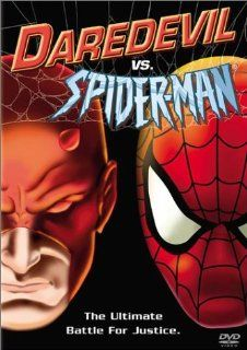 Spider Man   Daredevil Vs. Spider Man (Animated Series