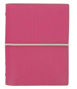 Filofax Domino Pink Personal Organizer   FF 027808: Office