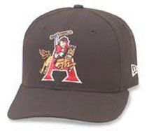 Minor League Baseball Cap   Arkansas Travelers Road Cap by