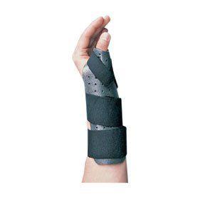 Thumb Spica Splint Small/Medium Right Hand: Health