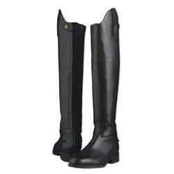 Womens Ariat WESTCHESTER Zip Dress Boots BLACK 11 SM Shoes