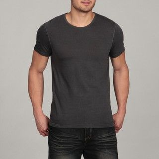Buffalo by David Bitton Mens Black Tee