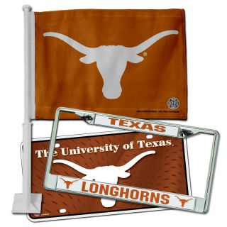 Texas Longhorns Automotive Fan Pack