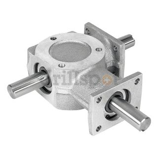 Hub City AD2 1/1CFSP Gear Drive, Bevel, 1750 rpm, 2.19 HP, Alum