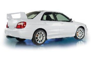 Car Worx Body Side Molding to Match 37J Satin White Pearl for 2005