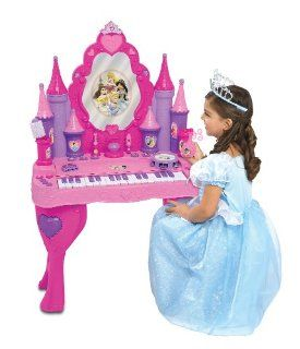 Disney Princess Disney Princess Keyboard Vanity (Closed
