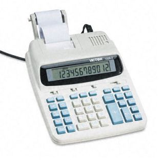 Victor 1228 2 2 Color Roller Printing Calculator Today $72.99